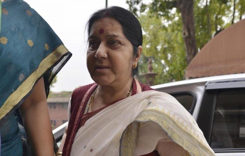 Sushma Swaraj a liar, Doklam belongs to China – China's Global Times