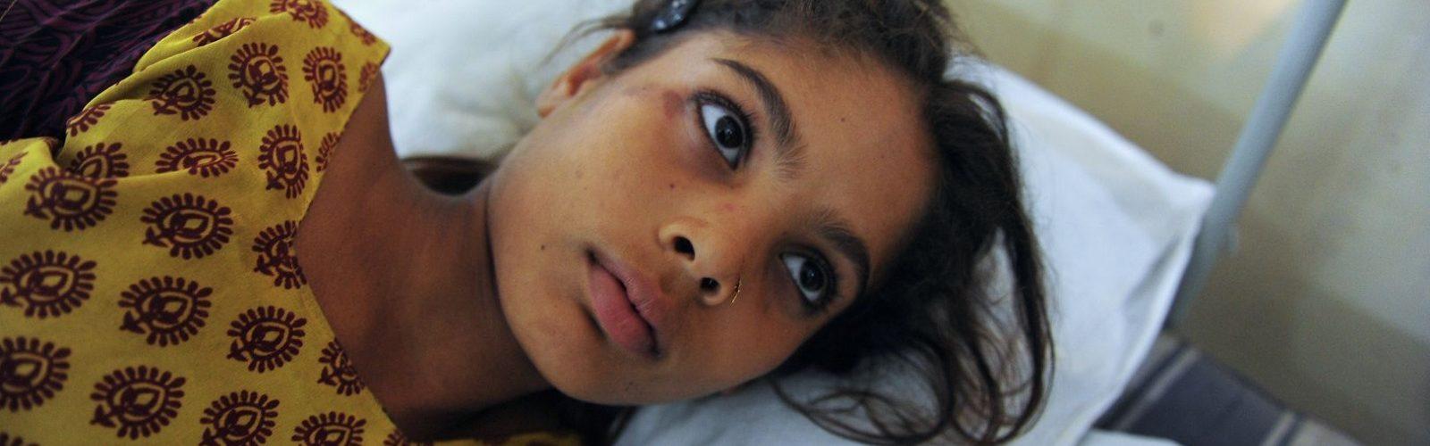 Encephalitis : 2 more children dead in Gorakhpur BRD Medical College Hospital