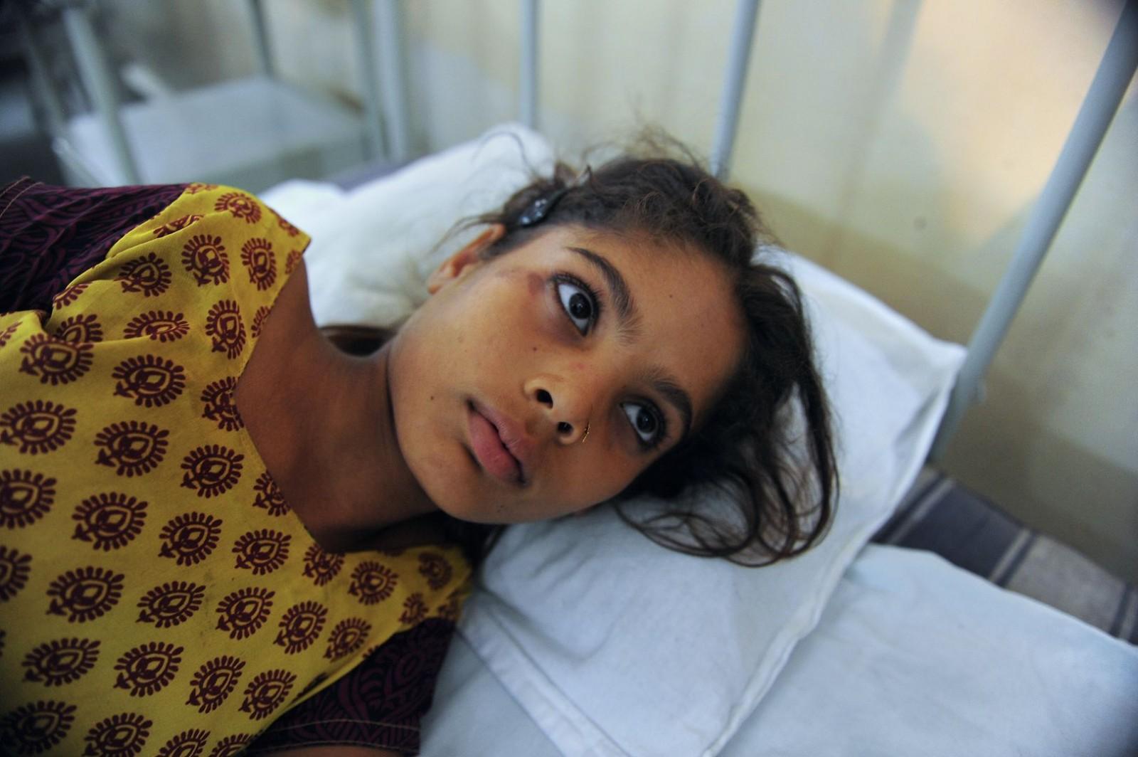 30 children, including newborns, die in India hospital