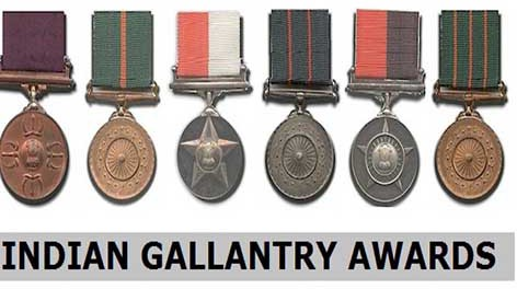 Modi's website to honor Gallantry Award winners since Independence