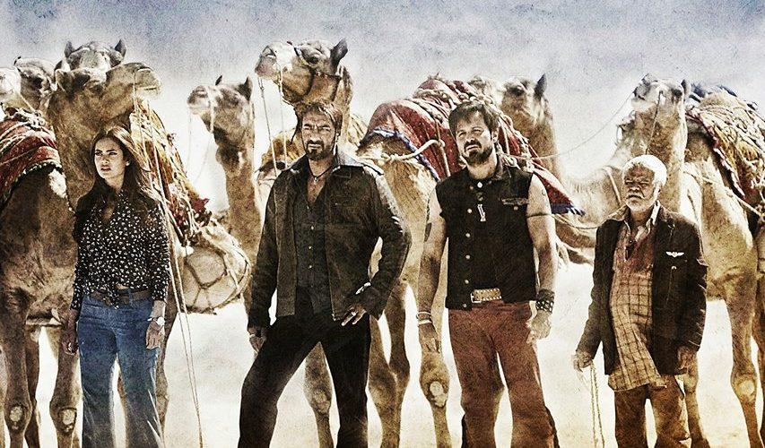 Baadshaho Movie Trailer: Ajay Devgn back in action