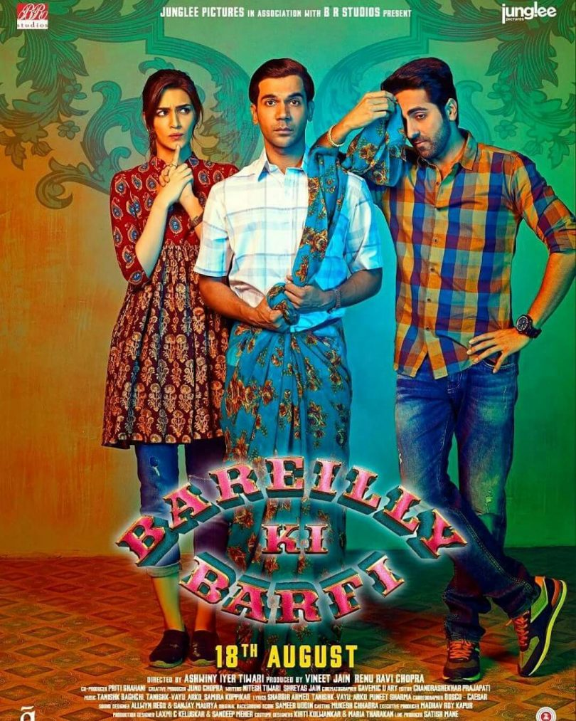 Bareilly Ki Barfi New Poster Revealed Ahead Of 18th July Release