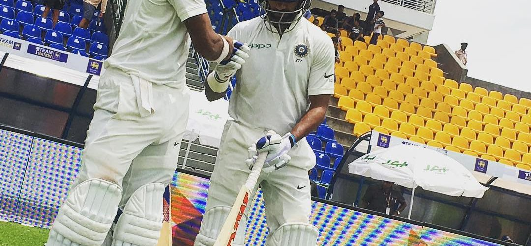 India v/s Sri Lanka 3rd Test Day 1 Highlights and Scoreboard : After Dhawan ton, Sri Lanka stage fightback, India 329/6 at stumps