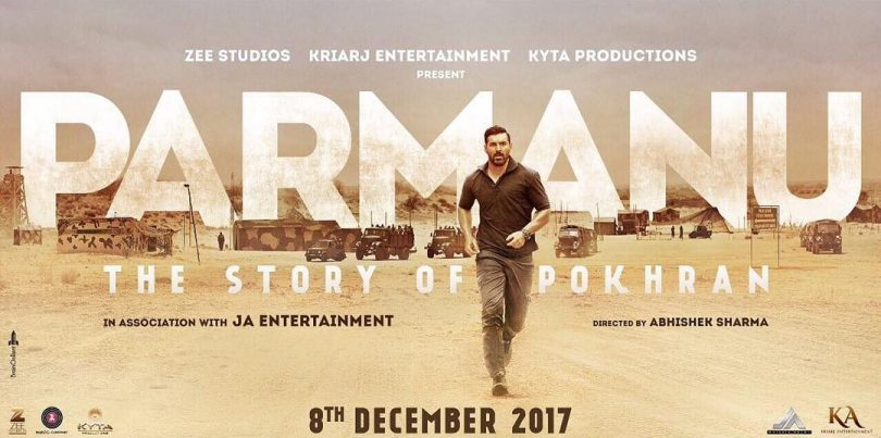 John Abraham Parmanu The Story Of Pokhran Reveals First Look, To Hit Theatres December 8