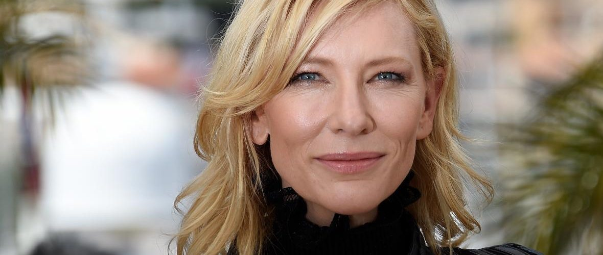 Cate Blanchett to play Lucille Ball in a biopic to be made by Aaron Sorkin