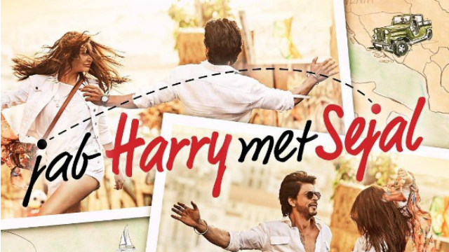 Jab Harry met Sejal new song teaser Phurr released by Shahrukh Khan on Twitter