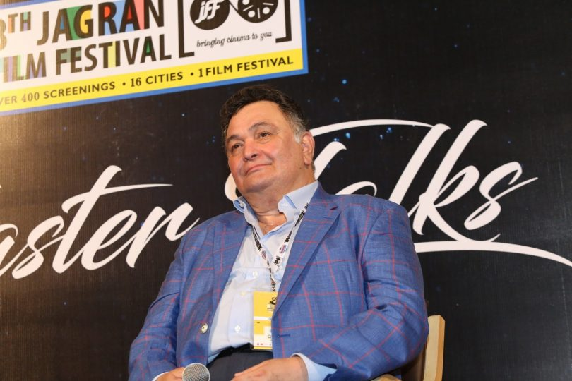 Rishi Kapoor in the soup for posting alleged pornographic image on Twitter, FIR filed