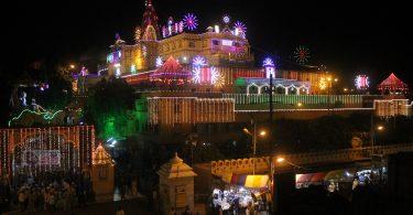 Krishna Janmashtami 2017 : Temple celebrating Lord Krishna Birth