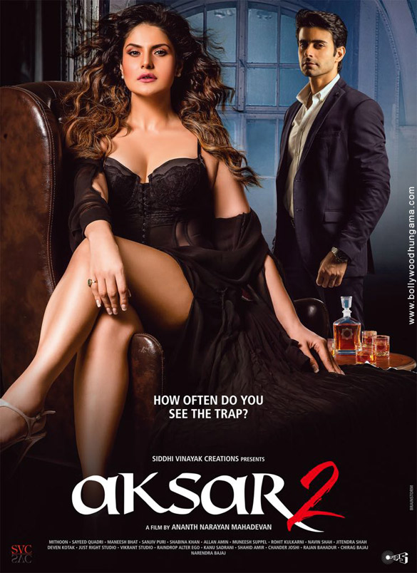 Aksar 2 trailer review : Zareen Khan strips clothes instead of acting again!