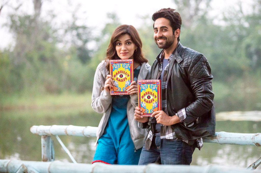 Bareilly Ki Barfi Box office Weekend collection , film showed some growth on Sunday
