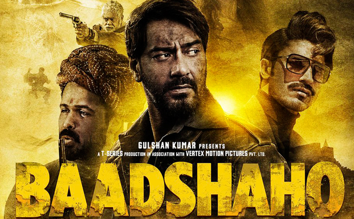 Baadshaho movie review: Ajay Devgn, Emraan Hashmi shine wonderfully in action and adventure