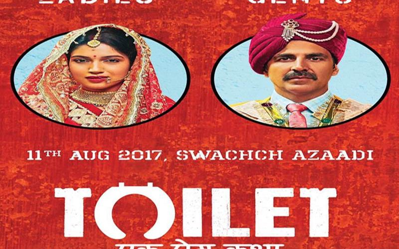 Toilet ek prem katha movie review and story : Akshay Kumar sets a new benchmark with his social issue driven yet entertaining film