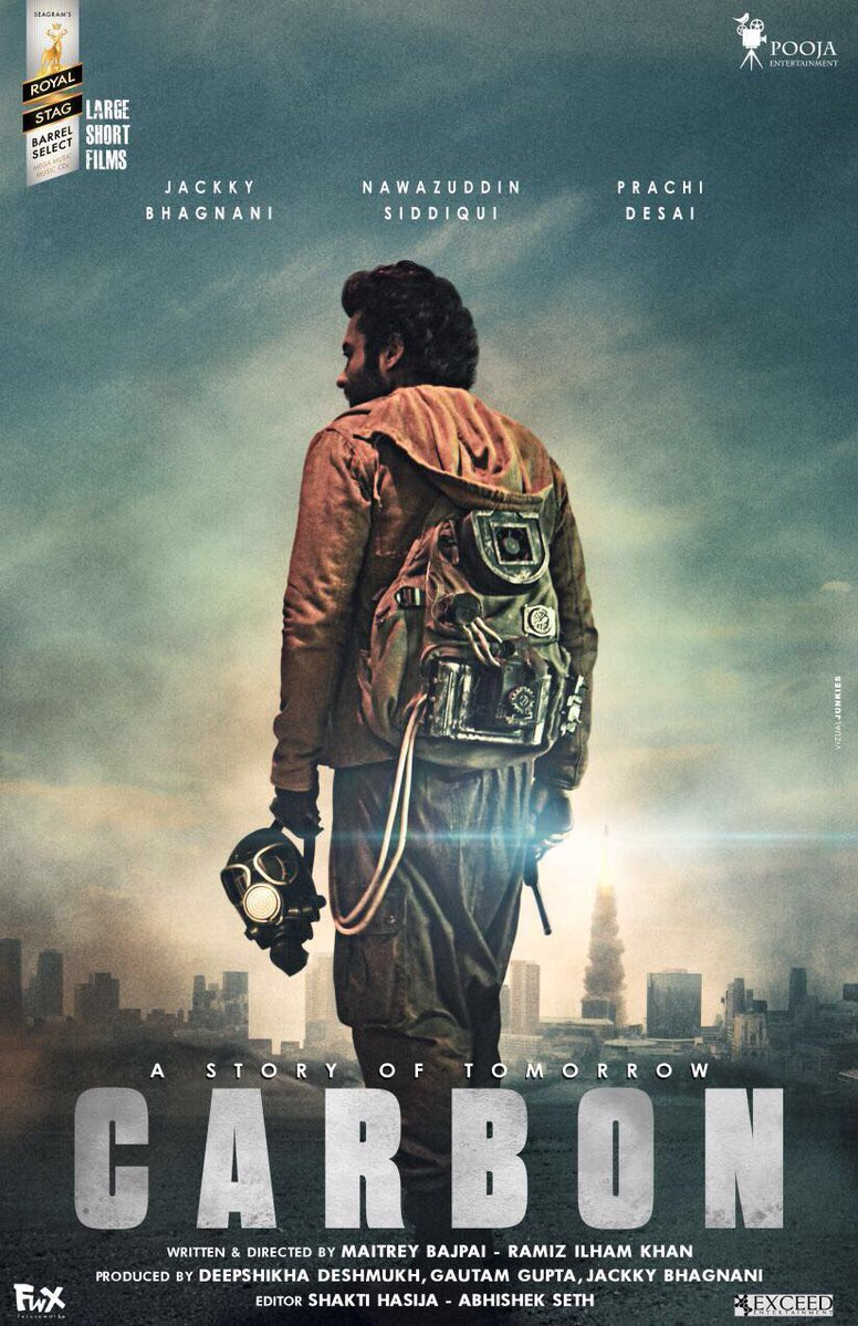 'Carbon' movie review : Jacky Bhagnani, Nawazuddin Siddiqui ruined an important subject