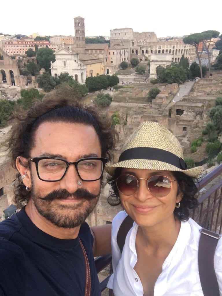 Aamir Khan and his wife Kiran Rao are suffering from swine flu