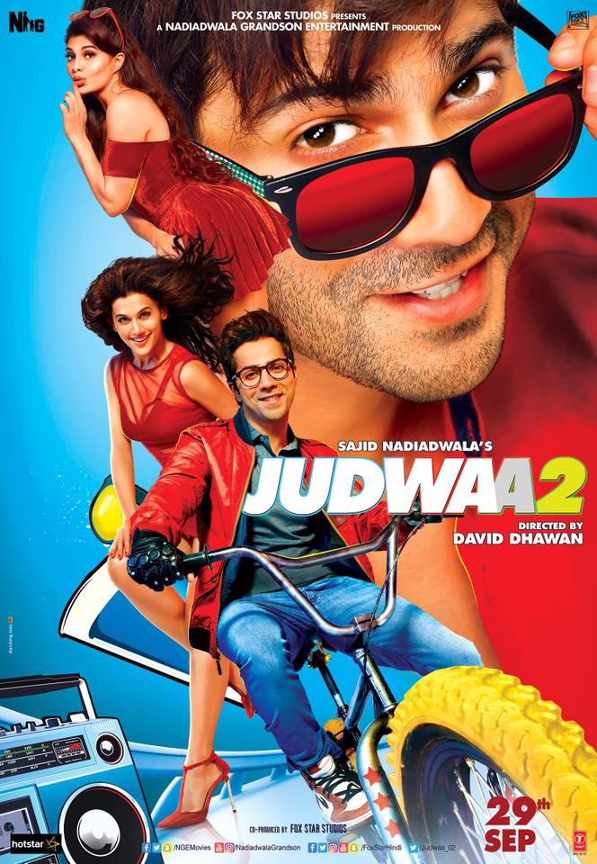 Judwaa 2 trailer review: Unapologetic, unabashed entertainment which might meet the standards of Judwaa