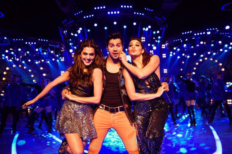 Judwaa 2 song Tan Tana Tan is out now and Varun Dhawan matches Salman Khan
