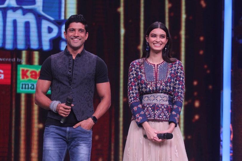 Sa Re Ga Ma Pa lil Champs 27 August 2017 episode and elimination Farhan Akhtar promote Lucknow Central