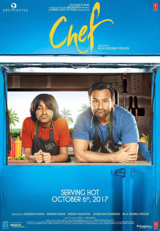 Chef trailer review: Saif Ali Khan excels under Raja Krishna Menon's direction