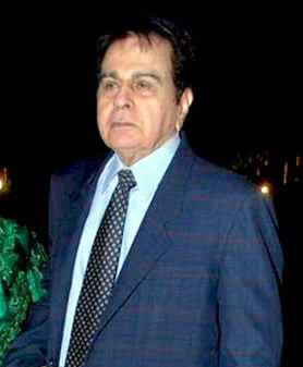 Dilip Kumar actor has been admitted in Mumbai Lilavati hospital