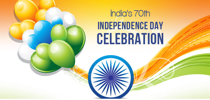 Independence Day 2017: India's 70th sovereignty celebration