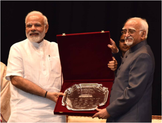 Why only Hamid Ansari, PM Modi too should quote Dr Sarvepalli Radhakrishnan