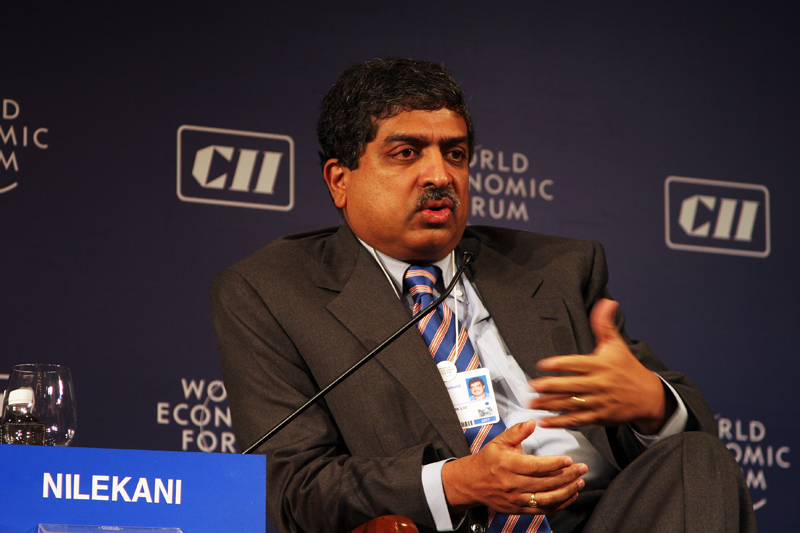 Nandan Nilekani says Aadhaar addresses all of SC's design principles