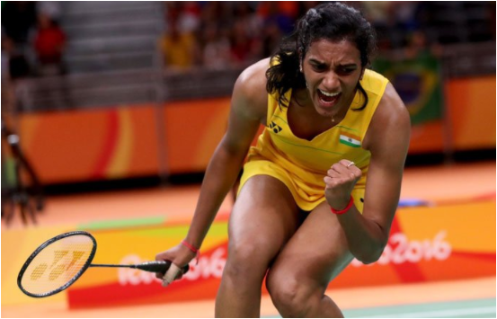 PV Sindhu enters World Badminton Championship finals