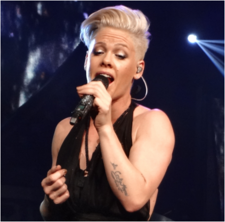 Pink Releases Music Video For New Single 'What About Us'