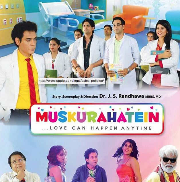 Muskurahatein Movie Review : Rom-Com Explores Love And Commitment In Breezy Plot