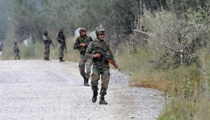 SPOs trapped in JK encounter site; terrorists cornered: MHA