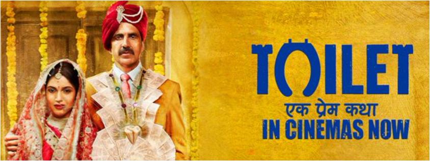 Toilet Ek Prem Katha review and rating : Akshay Kumar is just Surpassing