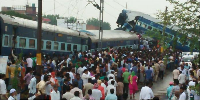 Utkal express train derails in Muzaffarnagar: Helpline number issued by UP police