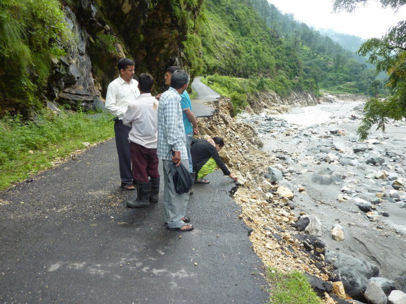 Uttarakhand floods: Four killed and six soldiers are missing