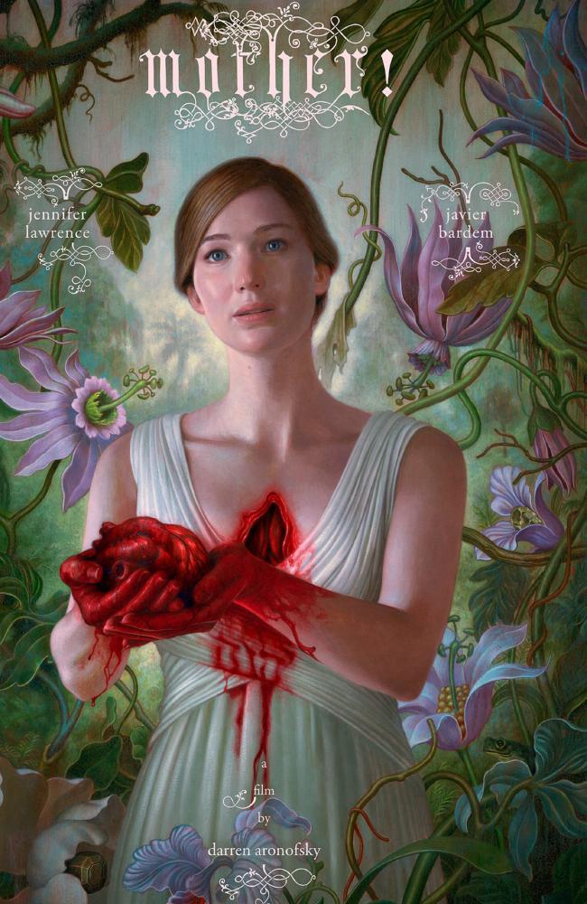 Jennifer Lawrence starer Mother! gets an intense horrifying trailer