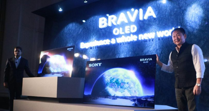 Sony India eyes 25% upwards sales growth during festive season