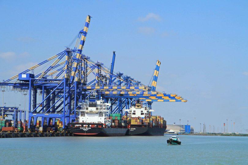 Adani Ports & SEZ net profit dips 14% in Q1(2017-2018) vs Q1( 2016-2017)