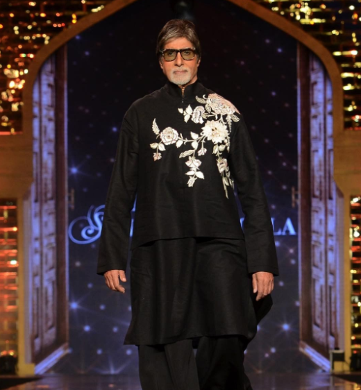 Amitabh Bachchan drafts videos for Swachh Bharat, Indian consulate in Brazil