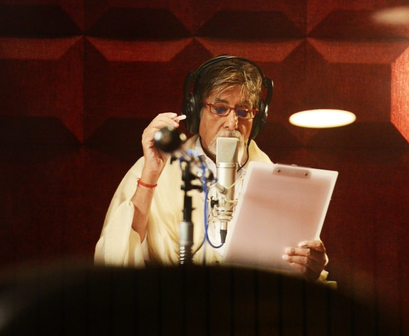 Amitabh Bachhan to play real life character in 'Sairat'