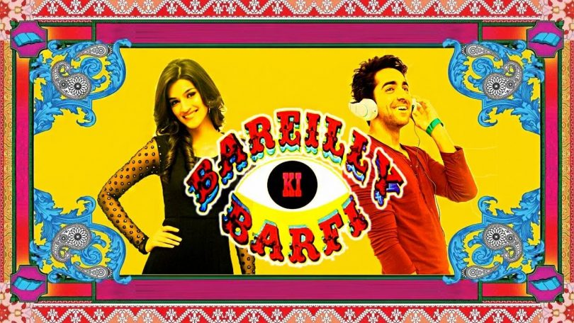 Bareilly ki barfi reveals new poster showcasing Ayushman Khurana, Rajkumar Rao and Kriti Sanon