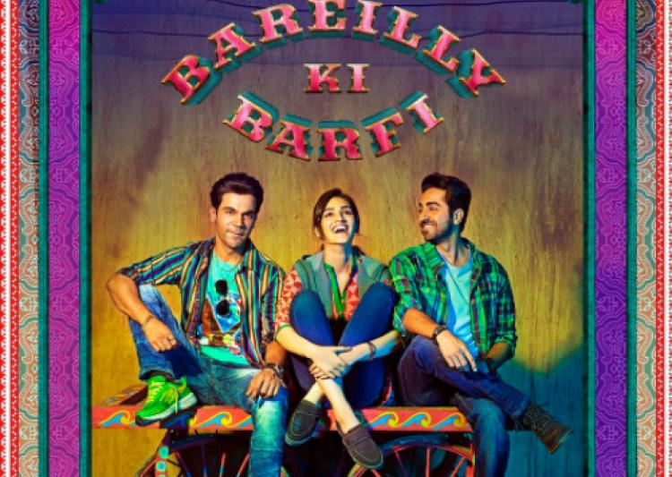 Bareilly ki Barfi has a stellar starcast and also Kriti Sanon to fuel the mediocre film