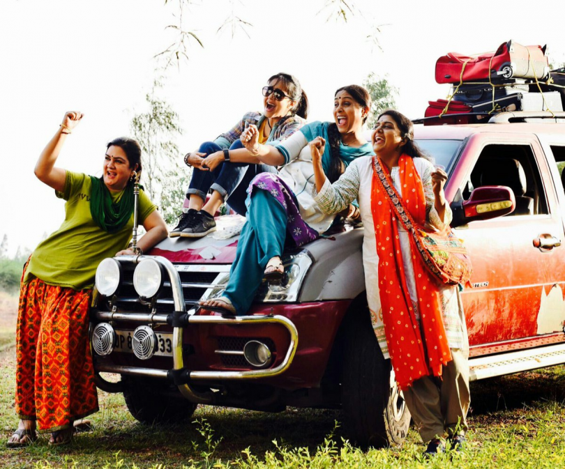 Magalir Mattum movie Review : A Tamil movie which set the women free