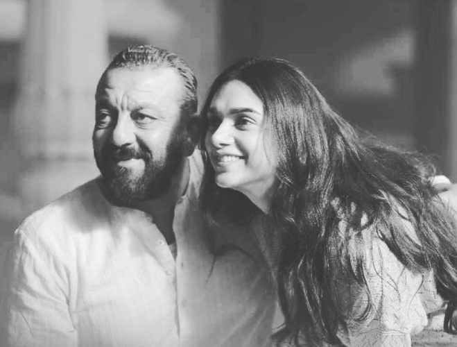 Bhoomi movie poster shows Sanjay Dutt's roar for the justice of his daughter