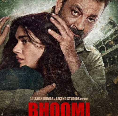 Trailer of Sanjay Dutt's 'Bhoomi' out and it looks gripping!