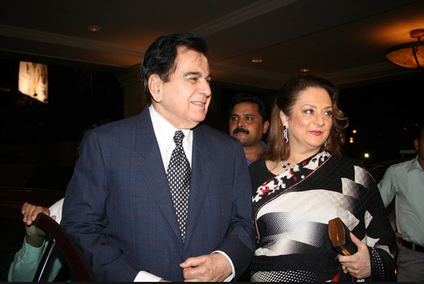 Saira Banu heaves a sigh of relief on Dilip Kumar recovery and calls it a miracle