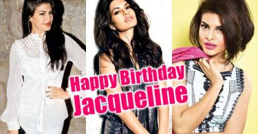 Jacqueline Fernandez reaches age 32 , with her birthday today