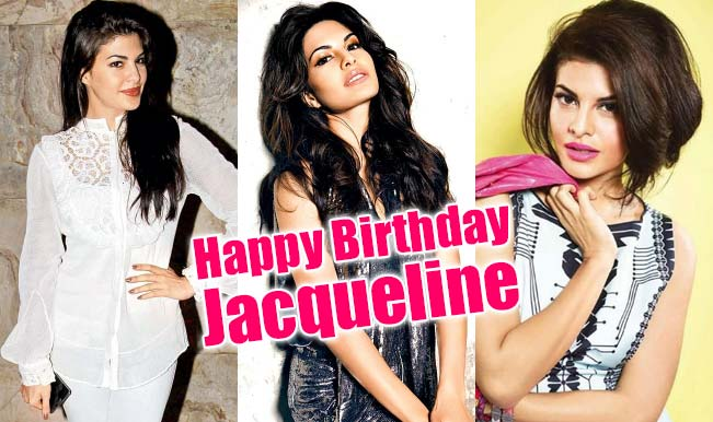 Jacqueline Fernandez reaches age 32 with her birthday, Checkout divas movies, photos and career timeline