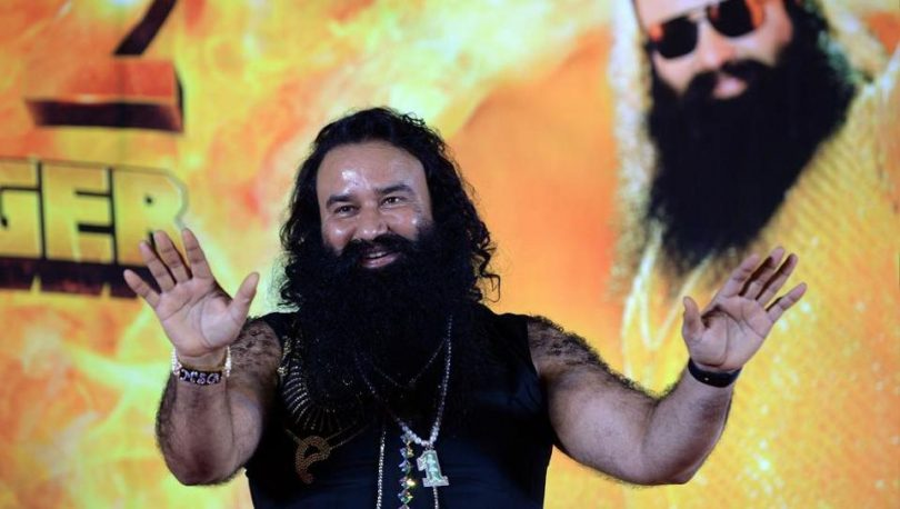 Ram Rahim has refused to eat solids in prison, wept in the prison courtyard
