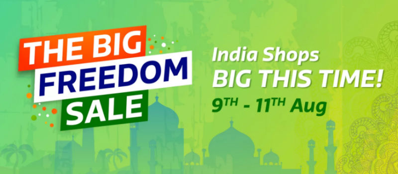 Flipkart Freedom Sale on Independence Day 2017 , Offers iPhone 7 with over Rs 15K rebate in exchange offer