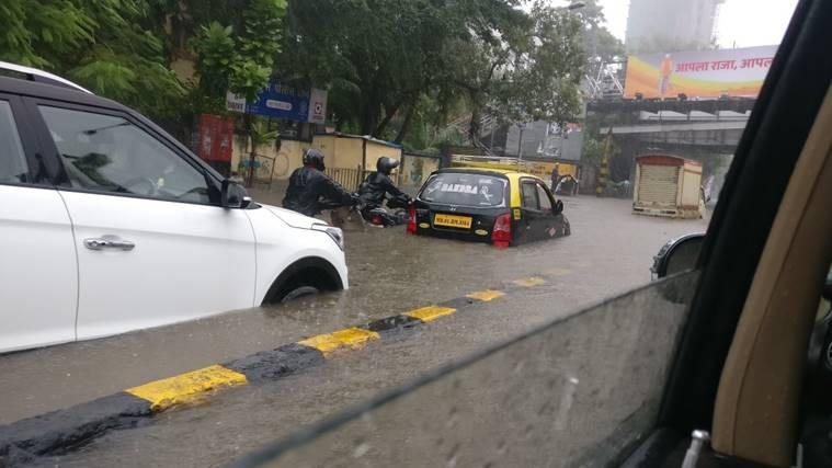 Mumbai rains forecast heavy fall for next 48 hours