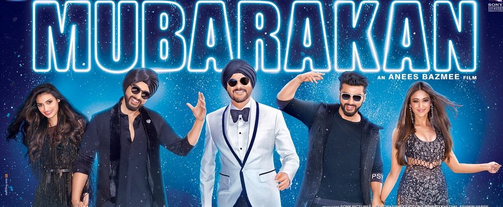 Mubarakan Box Office Weekday still going steady at the collection